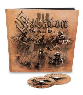 The Great War History Version (2 CD Limited Edition)