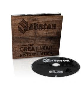 The Great War History Version (1 CD Digipack)