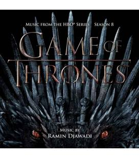 Game Of Thrones - Season 8 BSO Music From The HBO Series (2 CD)