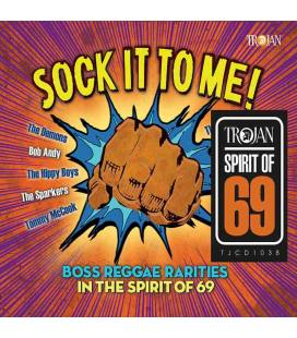 Sock It To Me: Boss Reggae Rarities In The Spirit Of '69 (1 CD)
