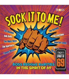 Sock It To Me: Boss Reggae Rarities In The Spirit Of '69 (1 LP)