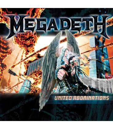 United Abominations (1 CD Digipack 2019 Remaster)