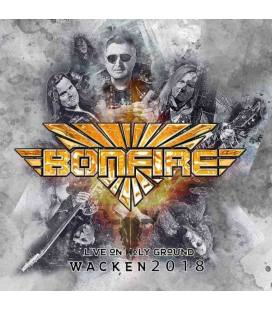 Live On Holy Ground - Wacken 2018 (1 CD)