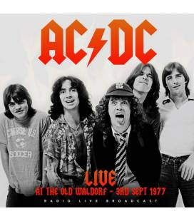 Live At The Old Waldorf - 3Rd Sept 1977 (1 CD)
