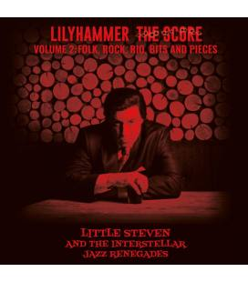 Lilyhammer: The Score - Volume 2: Folk, Rock, Rio, Bits And Pieces (2 LP)