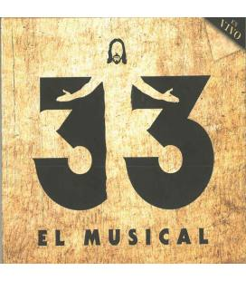33 El Musical (2 CD Digipack)