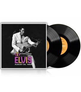 Live At The International Hotel, Las Vegas, Nv August 26, 1969 (2 LP)