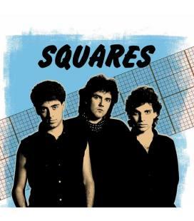 Squares (Feat. Joe Satriani) (1 CD)