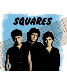 Squares (Feat. Joe Satriani) (1 LP)