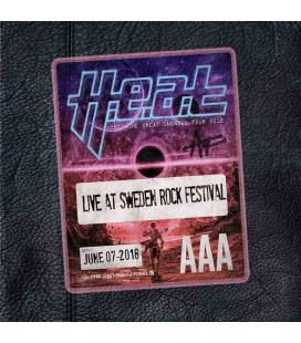 Live At Sweden Rock Festival (1 CD+1 BLU RAY)
