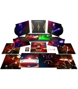 Live From The Artists Den (Box Set: 4 LP +2 CD+1 BLU RAY)