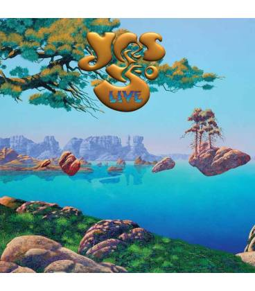 Yes 50 Live (2 CD)