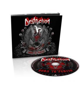 Born To Perish (1 CD Digipack)