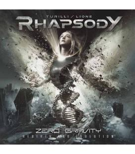 Zero Gravity (Rebirth And Evolution) (1 CD)