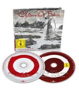 Halo Of Blood (2 CD)