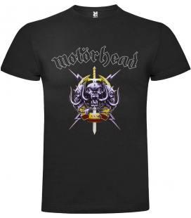 Motörhead Stage Camiseta Manga Corta Bandas