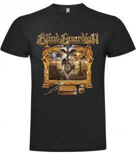 Blind Guardian Imaginations Camiseta Manga Corta Bandas
