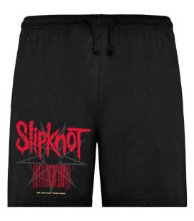 Slipknot We are not your kind Bermudas