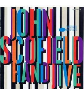 Hand Jive - Blue Grooves (2 LP)
