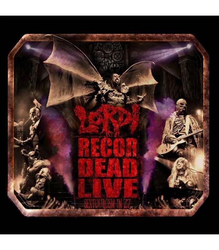 Buy Lordi Recordead Live - Sextourcism In Z7 CD | Sanity
