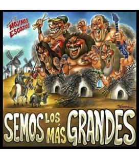 Semos Los Más Grandes Edición Limitada Firmada (1 LP)