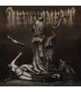 Obscene Majesty (1 CD)