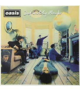 Definitely Maybe - 25Th Anniversary Limited Edition (2 LP SILVER)