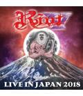 Live In Japan 2018 (2 CD+1 DVD)