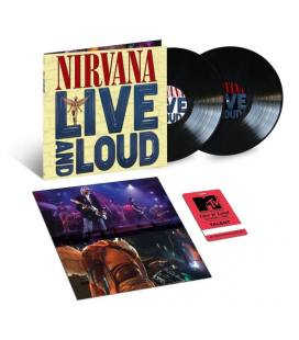 Live And Loud (2 LP)