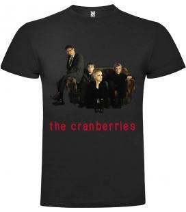 The Cranberries No Need To Argue Camiseta Manga Corta Bandas