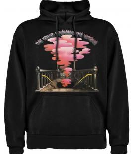 The Velvet Underground Subway Sudadera con capucha y bolsillo