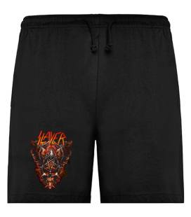 Slayer Mask Bermudas