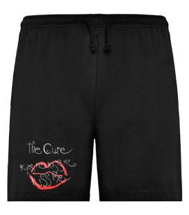 The Cure Kiss Me Bermudas