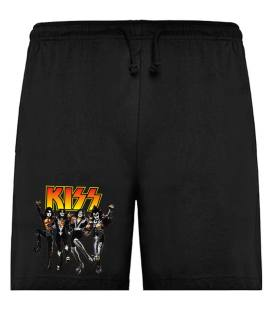 Kiss Destroyer Bermudas