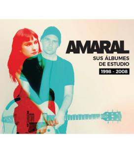 Sus Álbumes De Estudio 1998-2008 (BOX - 6 CDs)
