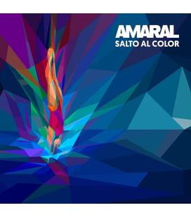 Salto Al Color (1 LP Azul Eléctrico Edición Deluxe)