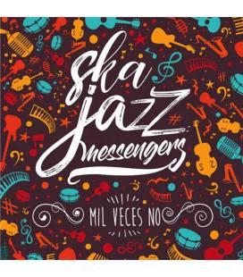 """Mil Veces No (1 LP 7"""")"""