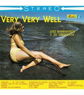 Very Very Well (1 LP)
