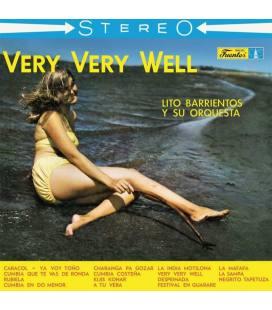Very Very Well (1 LP)