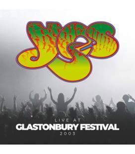 Live At Glastonbury Festival 2003 (2 CD DIGIPACK)