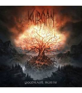 Yggdrasil Burns (1 CD)