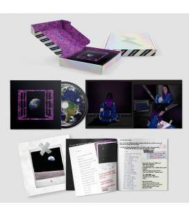 Outside (Box Set CD+Cómic+Diario de Bitacora)