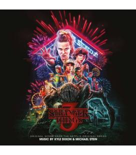Stranger Things 3 (The Netflix) (2 LP Color)
