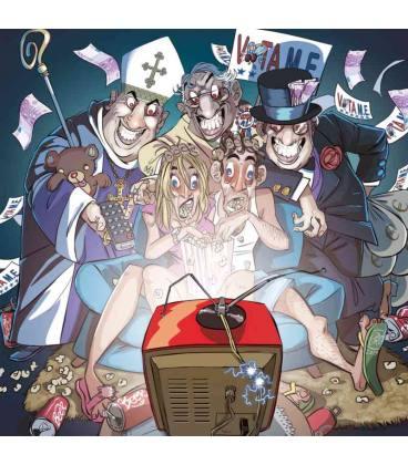 Síndrome de Estocolmo (1 CD Jewell Box)