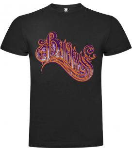 Baroness Logo Camiseta Manga Corta Bandas