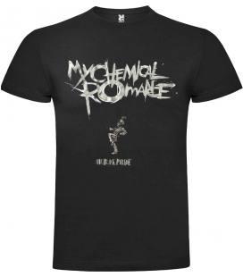 My Chemical Romance The Black Parade Camiseta Manga Corta Bandas