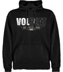 Volbeat Rewind Sudadera con capucha y bolsillo