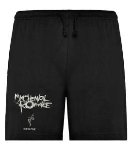 My Chemical Romance The Black Parade Bermudas