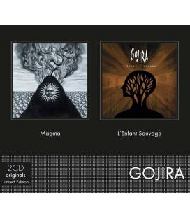 Magma & L'Enfant Sauvage (2 CD Cofre)