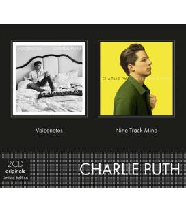 Voicenotes & Nine Track Mind (2 CD Cofre)
